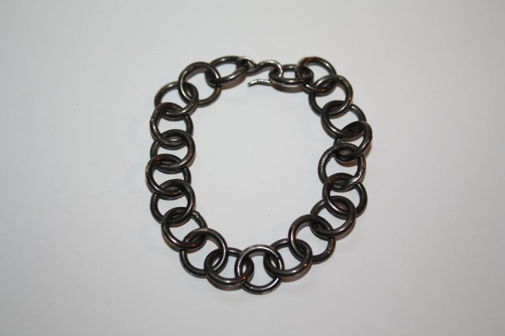 Sterling Silver Bracelet / jewelry by Debsmetalwork on Etsy