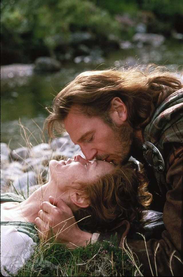 """Rob Roy and Mary   :   Robert Roy MacGregor:"""" Do you know how fine you are to me, Mary MacGregor? """"  Mary MacGregor: """"And you to me."""""""