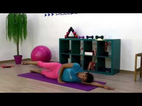 Sesión de Pilates en casa - Gymoxion - YouTube