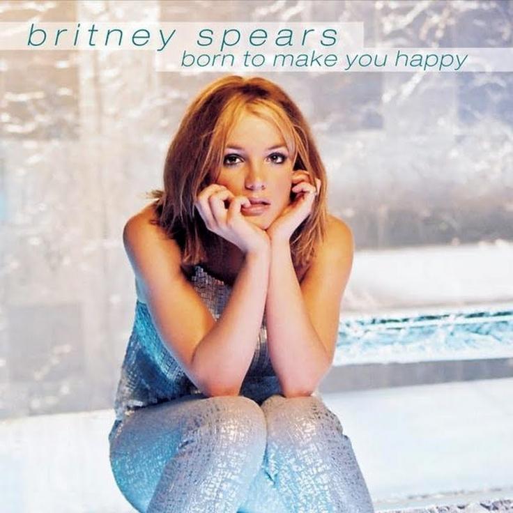 "Výsledek obrázku pro ""Born To Make You Happy"" single cover full big hq"