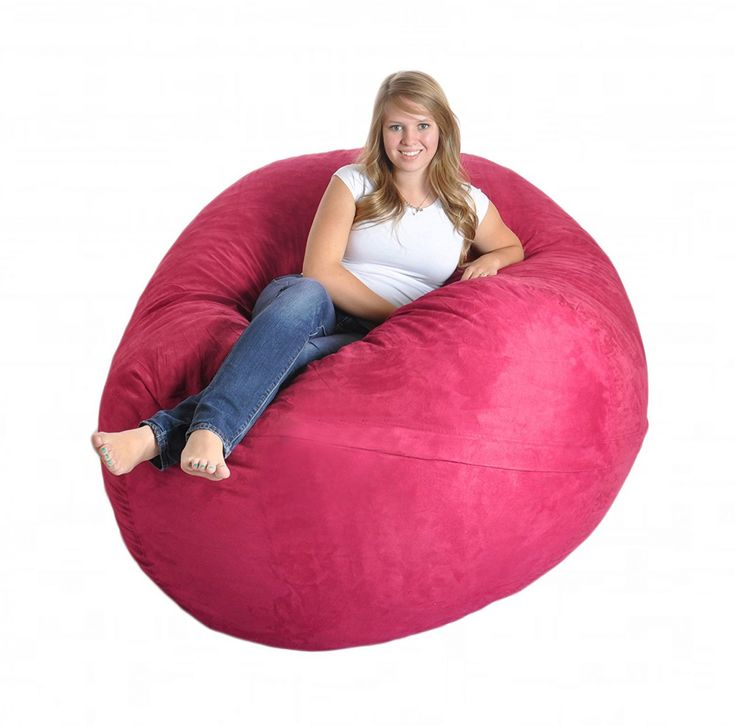 Bean Bag Chair with Ottoman - Contemporary Home Office Furniture Check more at http://invisifile.com/bean-bag-chair-with-ottoman/