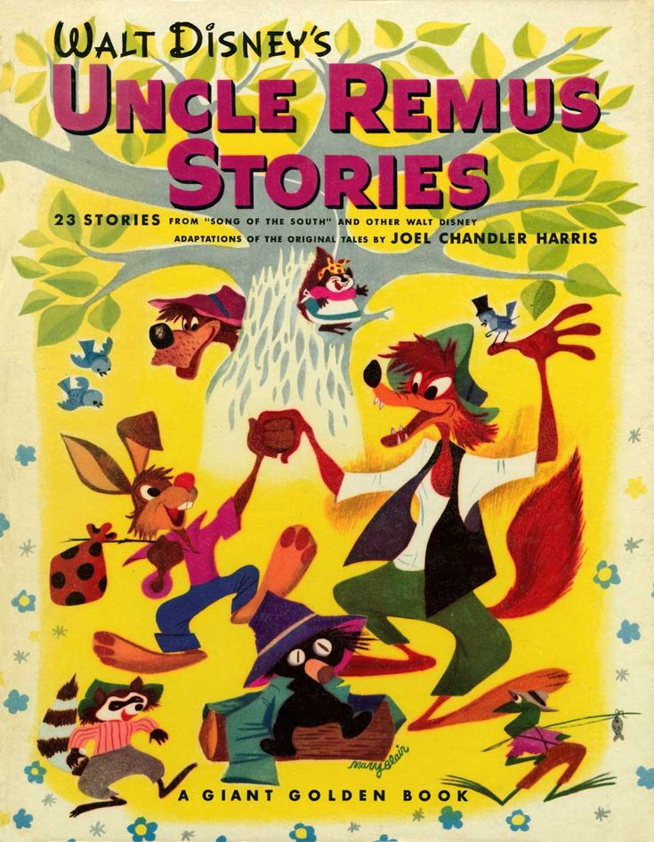 These stories are truly wonderful.  I truly believe with out Brer Rabbit there would be no Bugs Bunny.