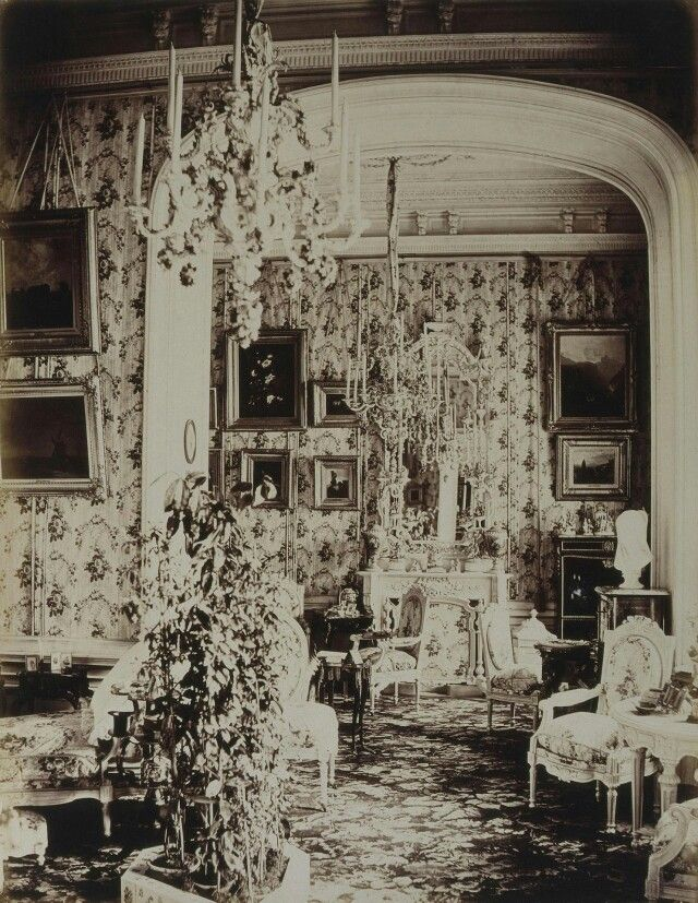 "Pavel Stroganov's Mansion on Sergievskaya Ulitsa,St Petersburg, Russia. ""AL"""