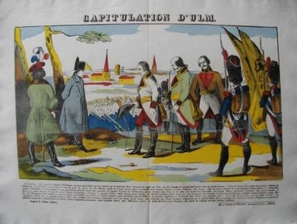 Ulm, capitulation