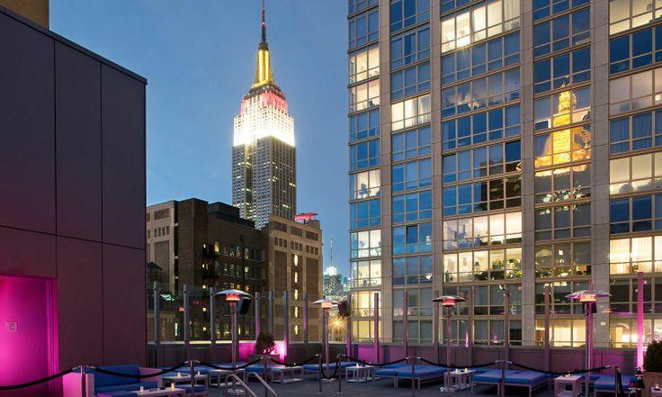 Gansevoort Hotel Group | Manhattan, New York | Gansevoort Park Avenue NYC | Gansevoort Park Avenue NYC