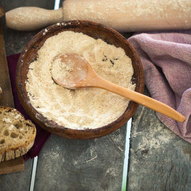 Anche se siete celiaci o sensibili al glutine non dovete rinunciare a torte, pane o biscotti. Scoprite quanto è facile sostituire la farina di frumento.