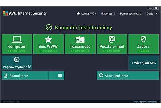 Ania testuje AVG Internet Security 2012