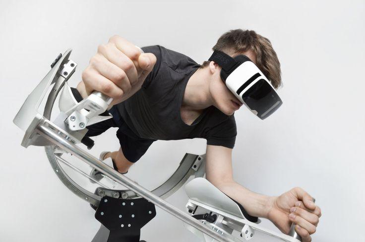 ICAROS: Aktivní virtuální realita