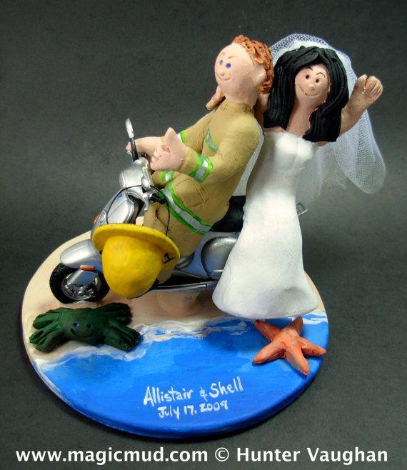 Riding Helmet Cake Topper