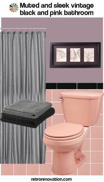 99 Ideas To Decorate A Pink Bathroom Complete Slide Show
