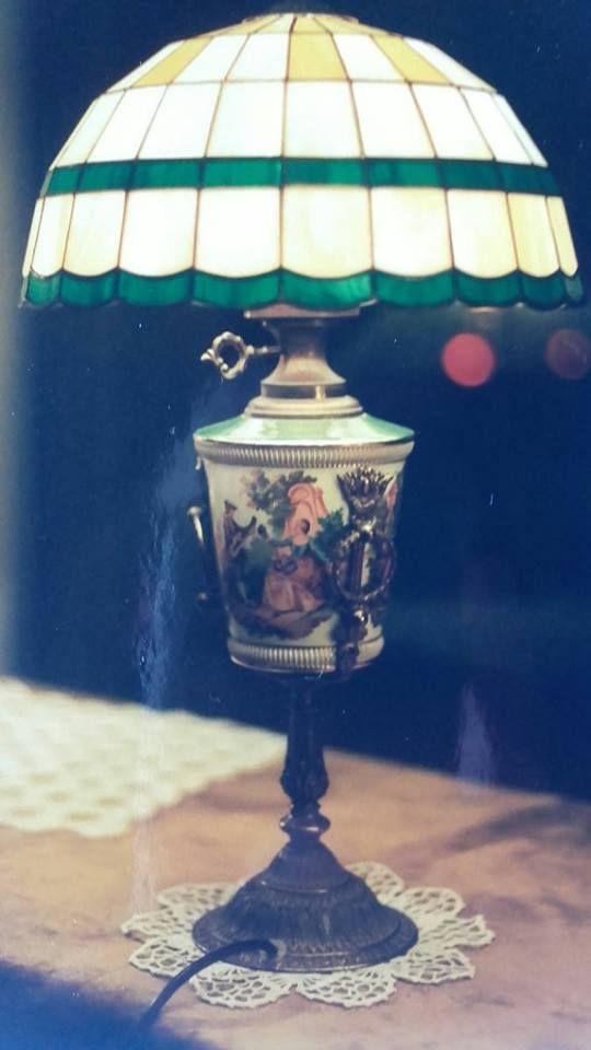 LAMPADE - PEZZI UNICI