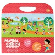 Tiger Tribe - Magna Carry In the Park 5 Great little on-the-go play set for Miss 2 #EntropyWishList #PinToWin