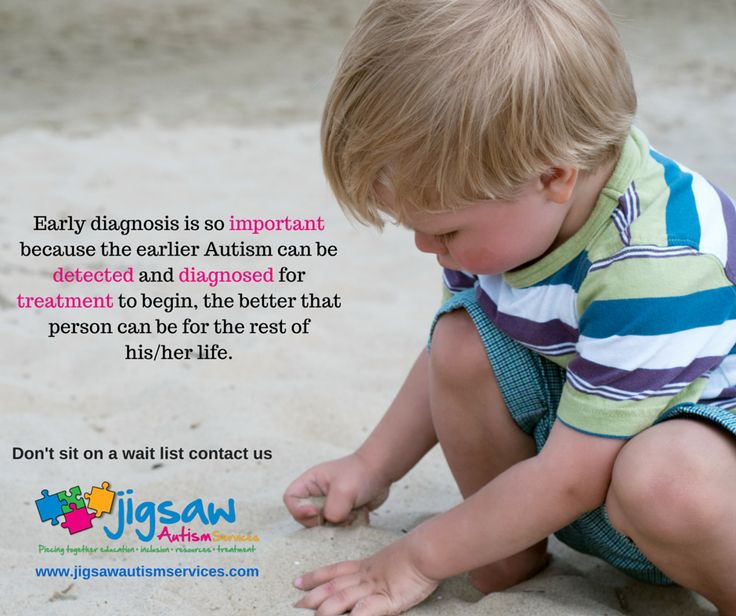 Don't sit on a waitlist, contact us for Autism Screening, assessments & diagnosis