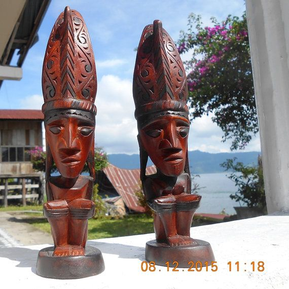 12 Best Batak Carvings, Neo-traditional Images On