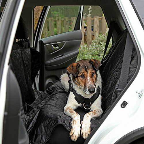 PetsNall Waterproof Pet Car SUV Seat Cover, Hammock.Large Size 75x58 Inch *** Click image to review more details.