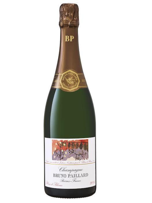 Bruno Paillard Blanc de Blanc Champagne ready to dazzle the UK
