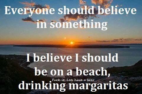 No margaritas or beer, give me a Malibu Bay Breeze or Piña Colada