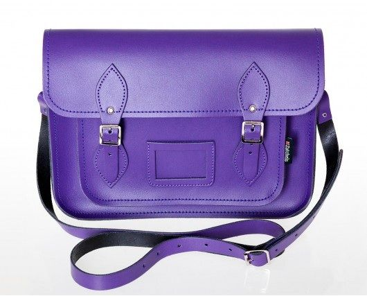 Zatchels Traditional Purple