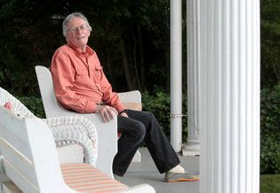 Author Charles Wright to be named America's next Poet Laureate by the U.S. Library of Congress.