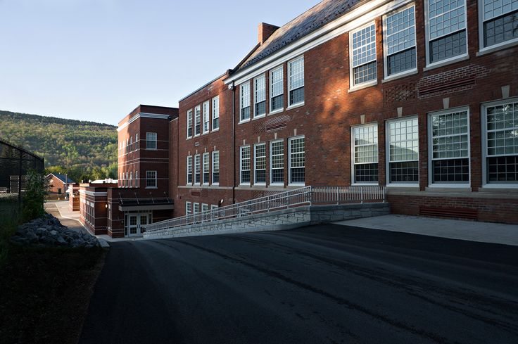 Worcester Central School District Addition and Renovations in Worcester, N.Y. Designed by Paul Bedford of Keystone Associates Architects, Engineers & Surveyors, LLC in Binghamton, N.Y.