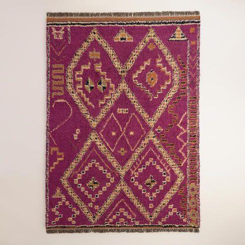 6ftx9ft ruby shag area rug - Rug Design Ideas