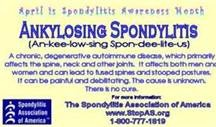 ankylosing spondylitis awareness - Bing Images