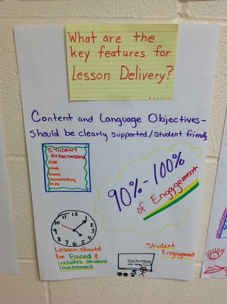 25 best SIOP Videos images on Pinterest Ell, Siop strategies and - sample siop lesson plan template