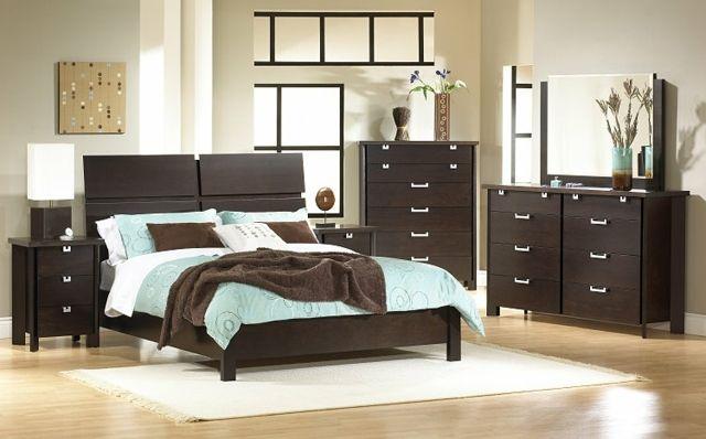 chambre-a-coucher-vert-marron-meubles.jpg (640×398)