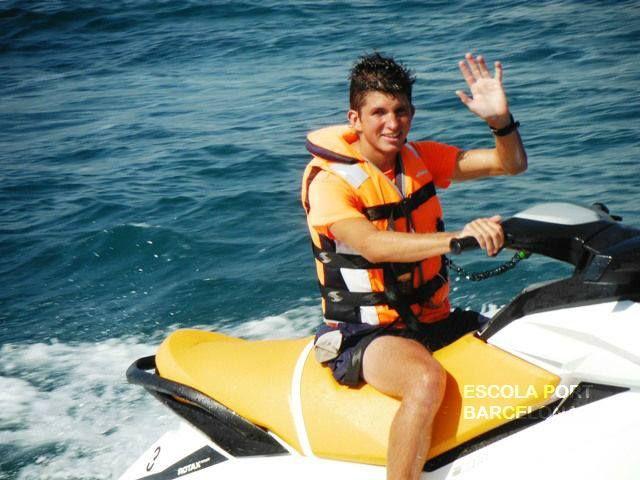 Miquel Marce, nuestro joven monitor de actividades náuticas