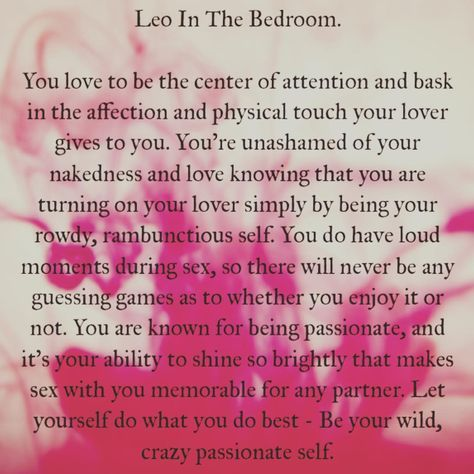 """49 Likes, 1 Comments - Rosie  (@badastrology_official) on Instagram: """"#Leo #teamleo #leointhebedroom #passion #love #astrology #starsigns #sexsigns #zodiac #badastrology…"""""""