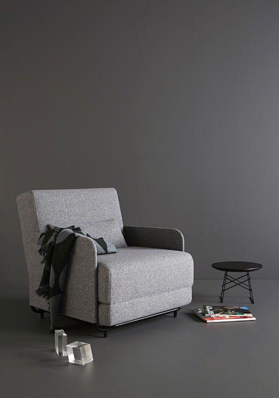 Fluxe (slaap)stoel van Innovation Living www.innostore.nl