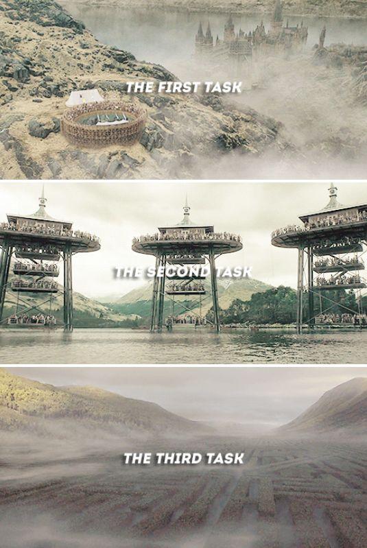 The Triwizard Tournament