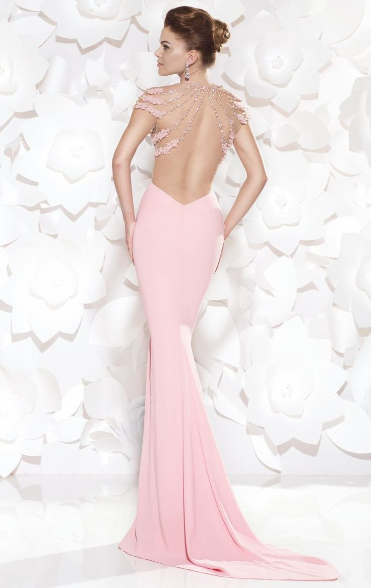Tarik Ediz 92484 Dress - MissesDressy.com