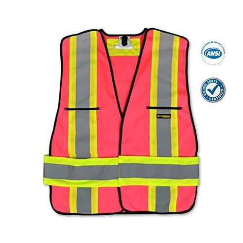 This KwikSafety High Quality Visibility Reflective Safety Vest Is Great For Any Industry And Application Get Yours Today From