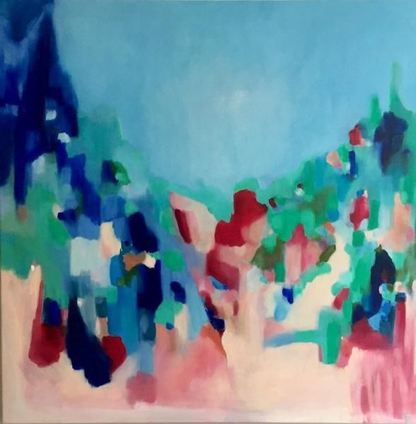'Amongst It All' Original by Cathy Quinn