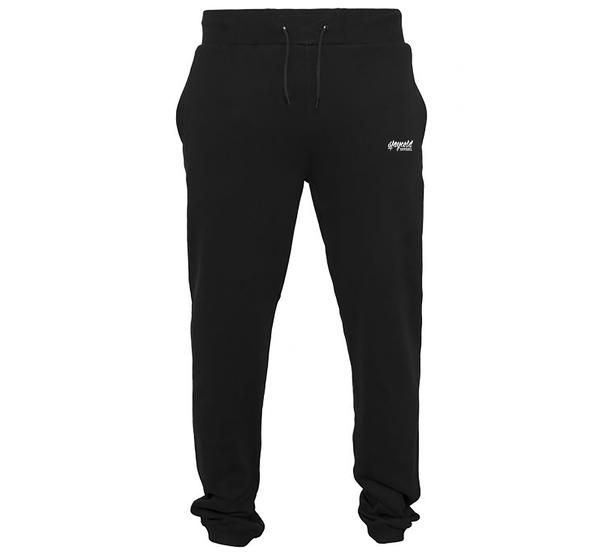"""The """"Heavy Sweatpants"""" black Designed by tattoo artists 320 g/m² heavy sweatpant 70% ring-spun cotton 30% polyester Embroidered """"Stay Cold Apparel"""" logo Printed with eco friendly colors Embroidery color """"white"""" Trust me that sweatpant is fucking soft, thick, and comfortable Stay Cold Apparel, The Tattoo Apparel We proudly stand behind every product we made Limited stocks only, don't sleep !"""