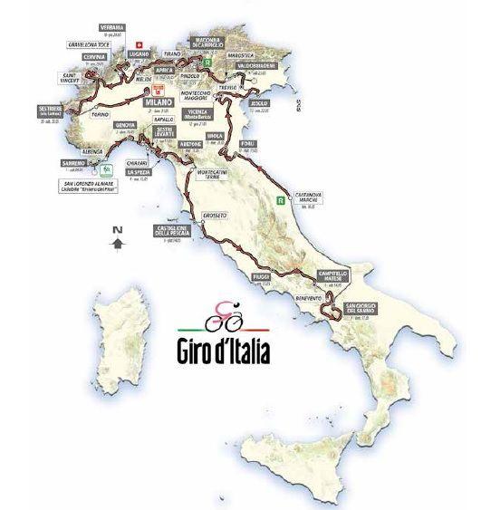 A pochi giorni dal via della 98esima edizione del #Giro d'Italia ecco chi sono i favoriti per la vittoria finale...i possibili outsider e quali sono le speranze per gli italiani  http://www.mondociclismo.com/giro-ditalia-2015-i-favoriti-per-la-vittoria-sorprese-e-speranze-italiane20150504.htm  #Girodtalia #Giro #ciclismo #mondociclismo
