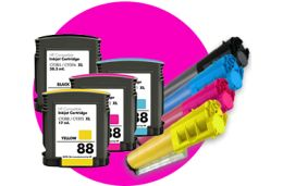 Buy high quality printer ink cartridges which produces quality printouts and get it from trusted dealer who gives satisfying after sale service.