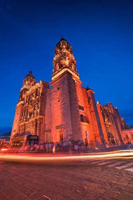 catedral de zacatecas by bdebaca, via Flickr