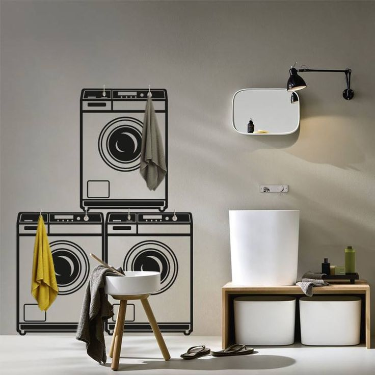 Εύκολοι τρόποι για να είναι όλα σε τάξη!  Αυτοκόλλητα Smart Home: http://www.houseart.gr/autokollita-toichou/smart-home/359  #houseart #stickers #bathroom #smart_home #hangers #decoration