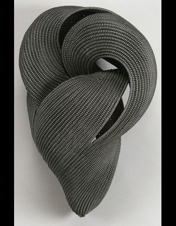 Hope sculptural wall basket