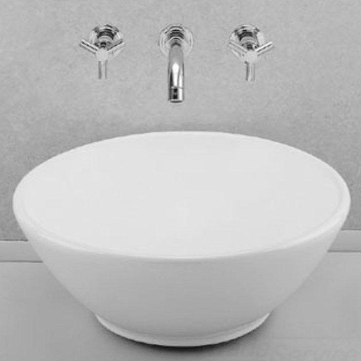 Toto Lt523g Tm Larissa 17 Quot Round X 6 25 Quot Deep Vessel Bathroom Sink Cefiontect Vessel
