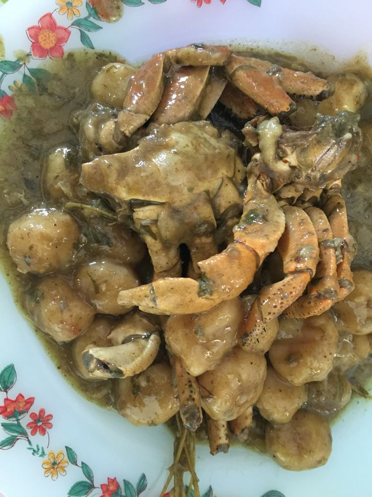 Dombrés crabes