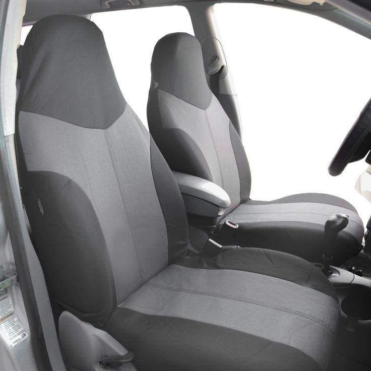 FH Group Supreme Twill Auto Seat Covers