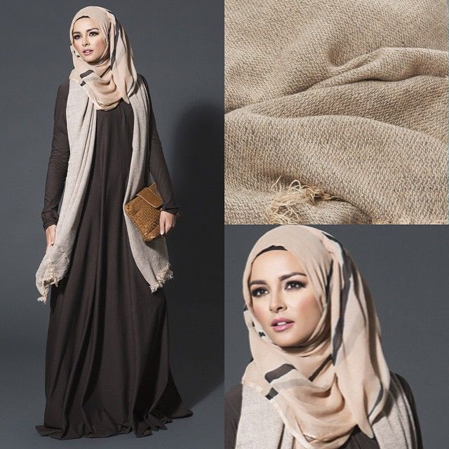 #Hijab #hijabifashion | https://www.facebook.com/hijabibrides