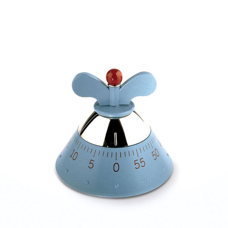 Kitchen Timer Designed by Michael Graves for Alessi