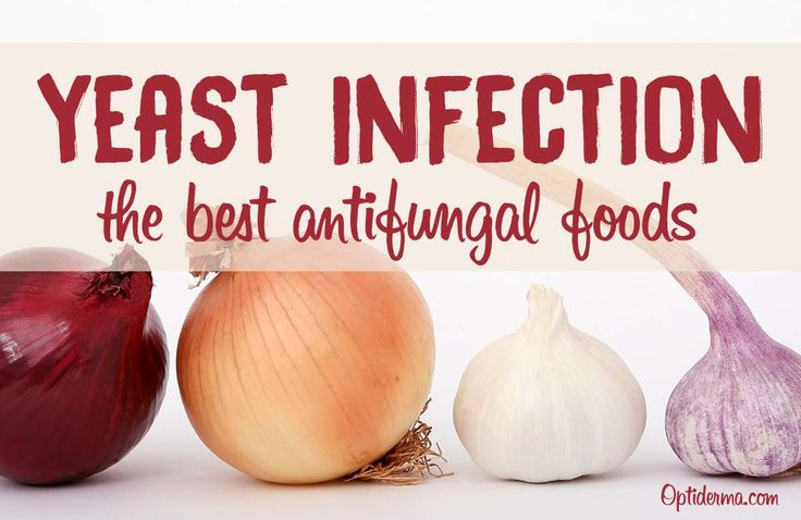 How to Combat Candida Yeast Infection: The Best Antifungal Foods
