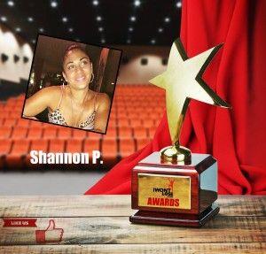 #7 iWontLose Award goes to Shannon P.