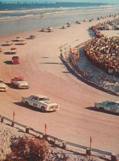 Daytona Beach, back in the day!