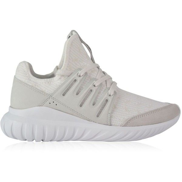 ADIDAS ORIGINALS Tubular Radial Primeknit Trainers (1.571.145 IDR) ? liked  on Polyvore